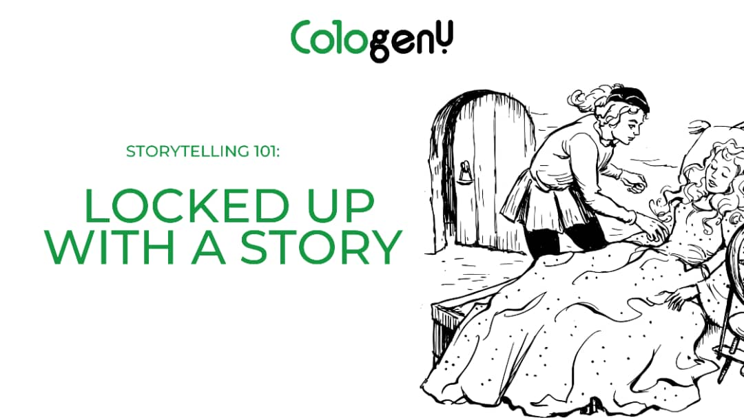 Storytelling 101: Locked Up with a Story