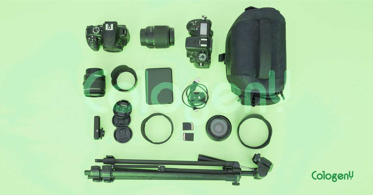 Essential Gears for Photography