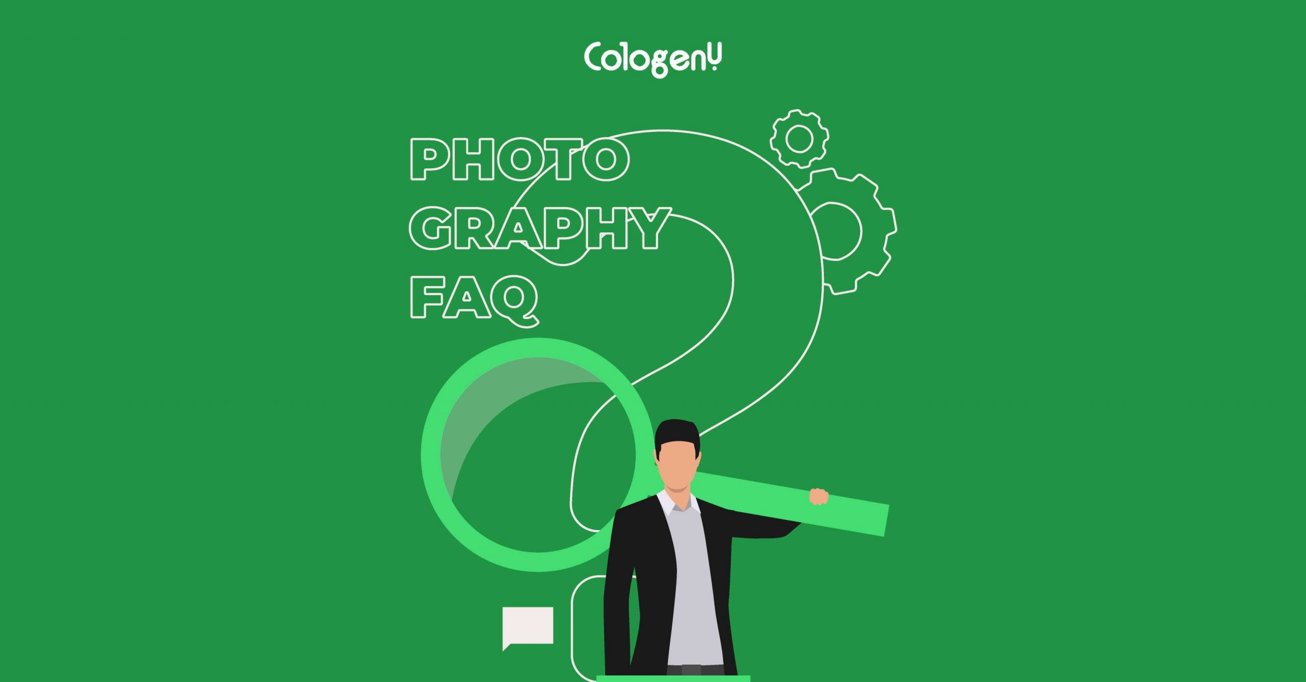 Photography – Frequently Asked Questions